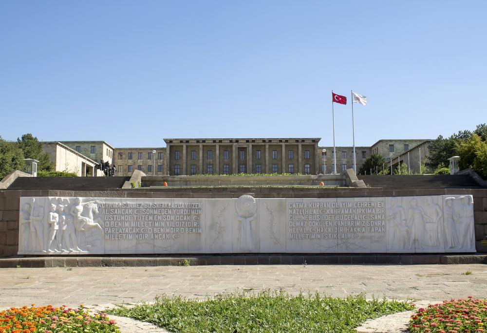 פרלמנט אנקרה