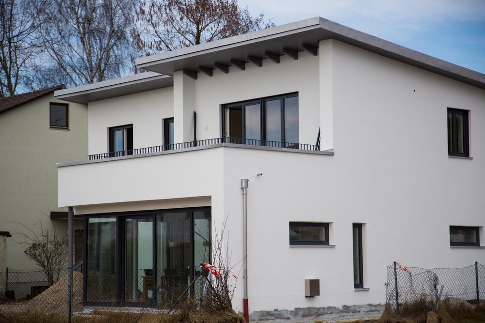 for Walmdachhaus mit garage
