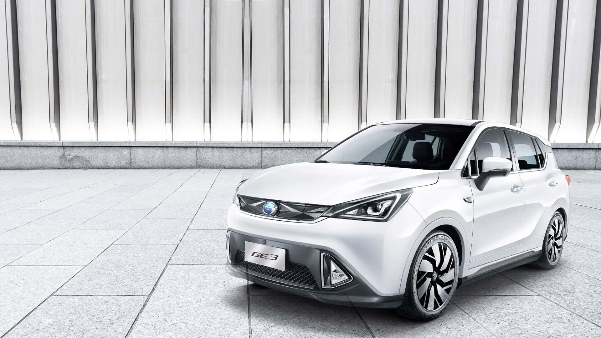 GAC - הרכב החשמלי הסיני GE3 | צילומים: יצרן