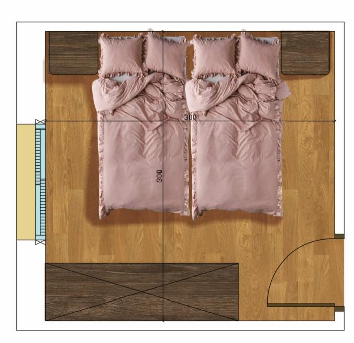 כך נתכנן ונעצב נכון את חדר השינה