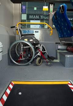מהיום: פיילוט של אוטובוס קומתיים בעל נגישות מלאה